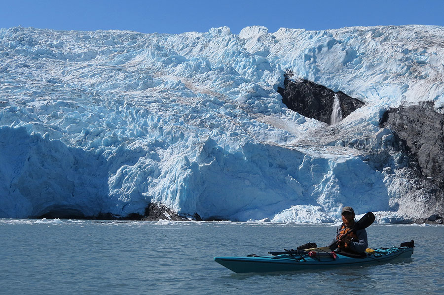 Alaska Sea Kayaking Tour Pic