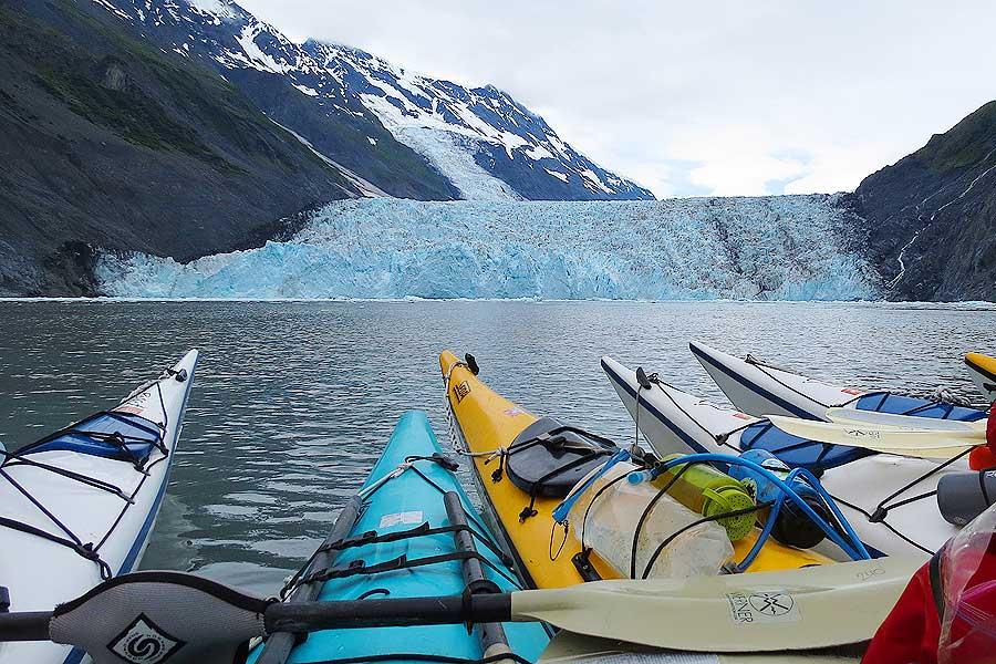 Alaska Sea Kayak Rentals - Whittier Prince William Sound